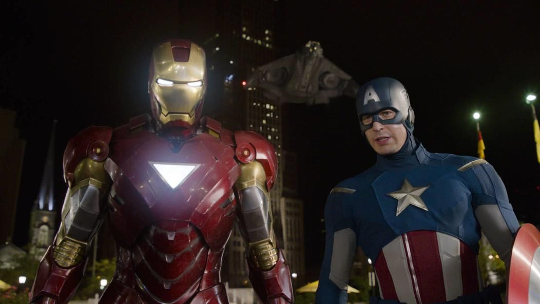 The Top 10 First Meetings In The Marvel Cinematic Universe Avengers Movies Captain America Iron Man Captain America