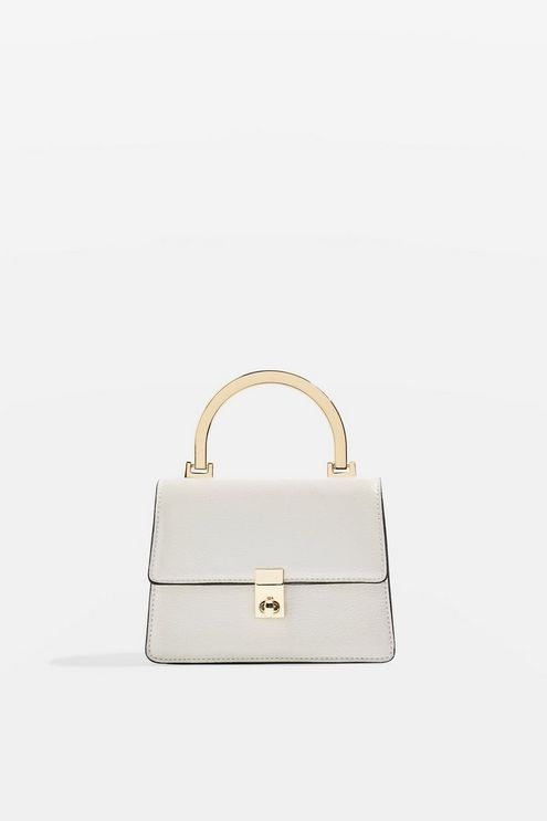 e6b8340997 Champagne Cross Body Bag - Bags & Purses - Bags & Accessories - Topshop