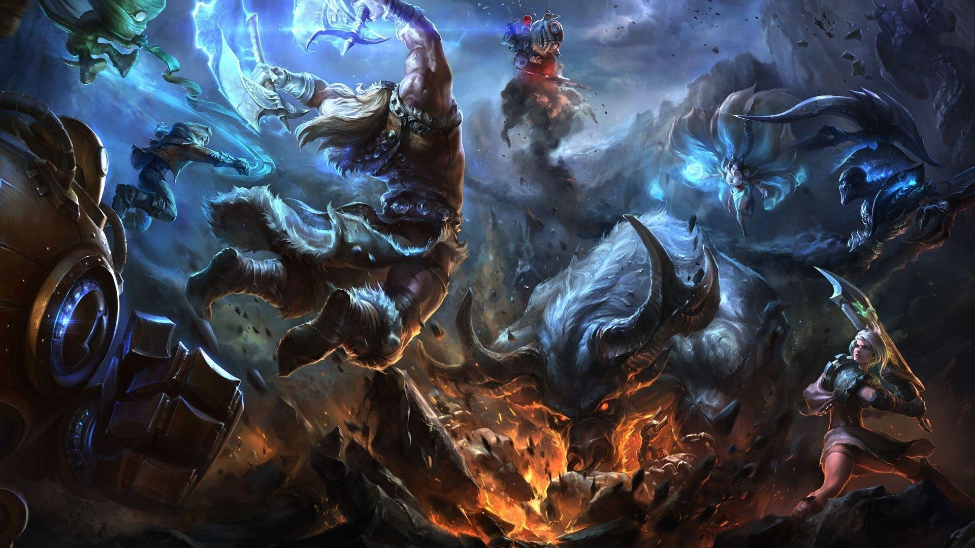 League of Legends HD Wallpapers Best Wallpapers HD