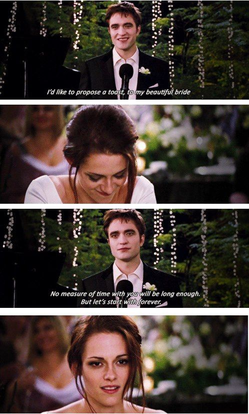 Breaking Dawn Part 1 Edward And Bella Forever Twilight