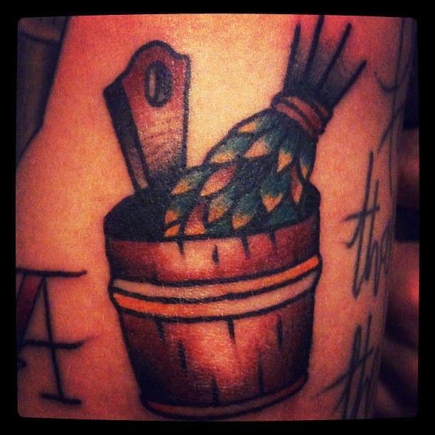Sauna Time Bens Tattoos Tattoos Deathly Hallows Tattoo