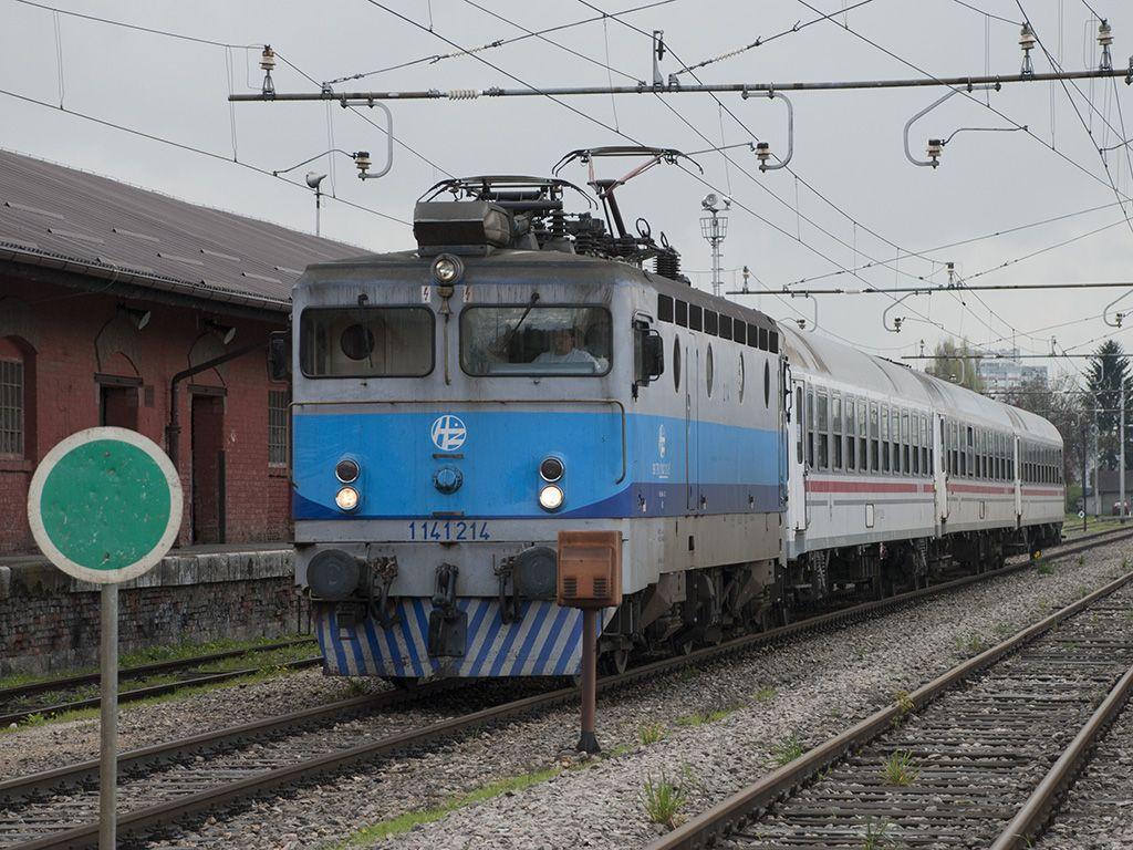 New Karlovac Ostarije Alignment Planned Railway Gazette Karlovac Vukovar Rijeka