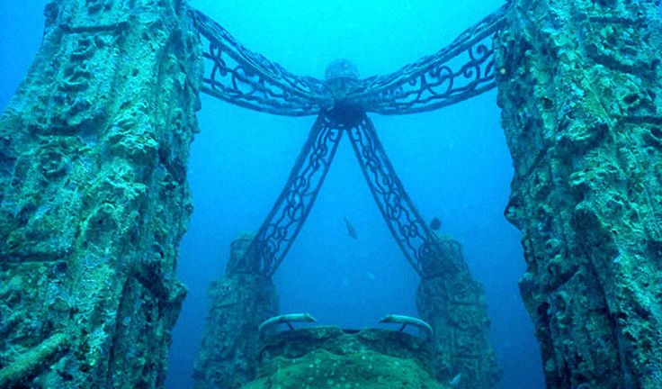 real underwater world. Interesting World 10 Incredible Real Underwater Cities And Ruins Around The World Including  Japan Italy And Real Underwater World
