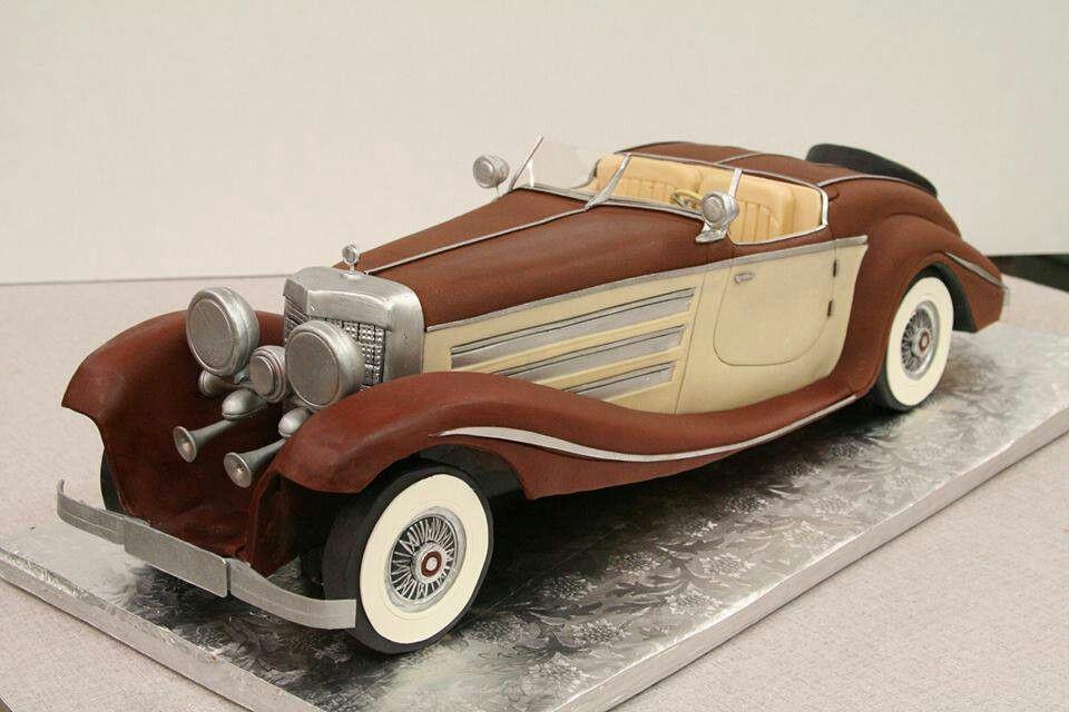 этим оно торт ретро автомобиль фото него строили