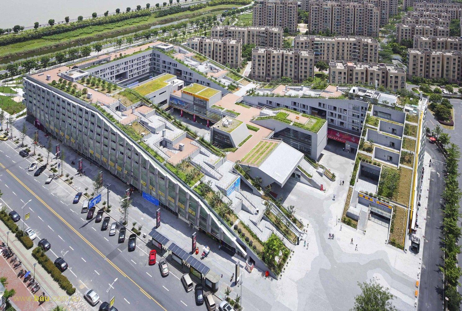 Galeria de complexo comercial hangzhou duolan bau - Galeria comercial ...