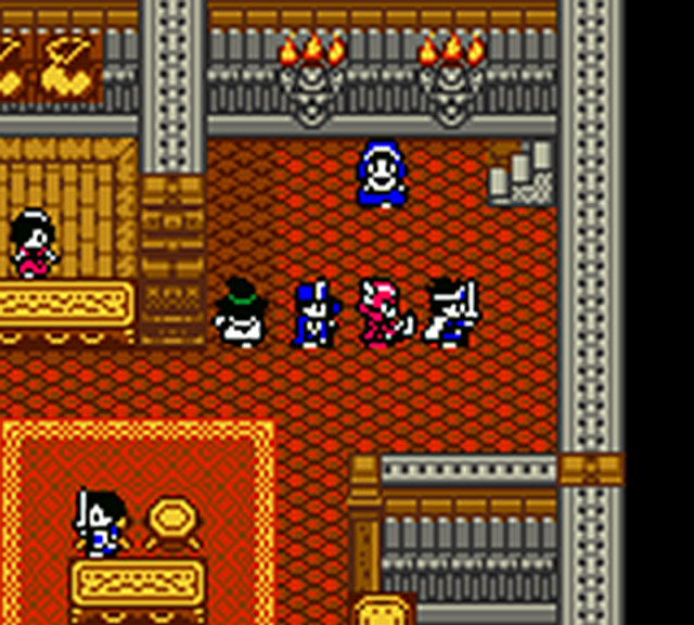 """Lord Arse! on Twitter: """"#Retrogaming Memory! ❤  Title: Dragon Quest III Publisher: Enix Platform: Game Boy Color Year: 2000 https://t.co/f2c1CFEF7z"""""""