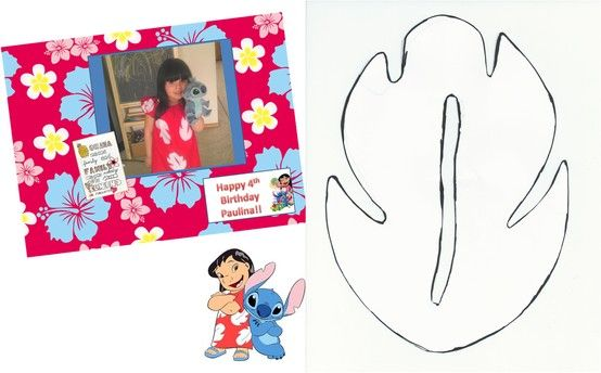 PatternLilo Costume Pattern