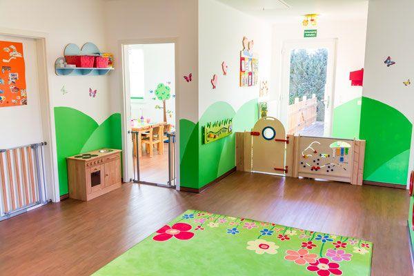 Räumlichkeiten, Kindertagespflege, Krippe, Lübeck