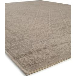 Photo of benuta Classic Carpet Antique Taupe 140×200 cm – Vintage carpet with a used look