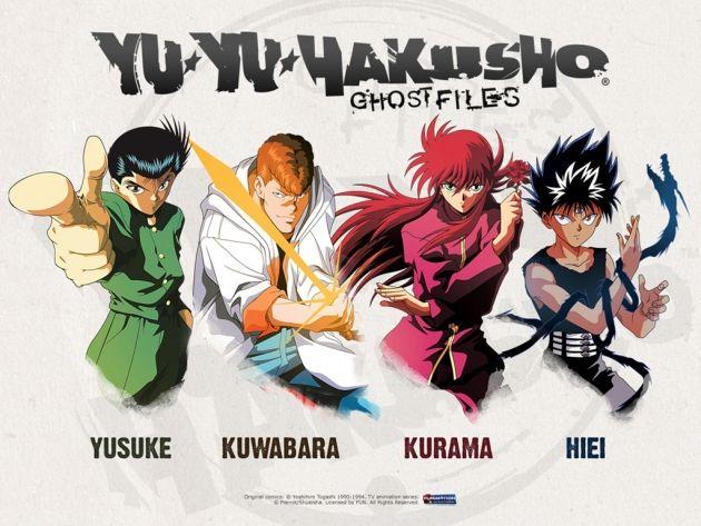 Yu Yu Hakusho Wallpaper Anime Anime Life Anime Fantasy