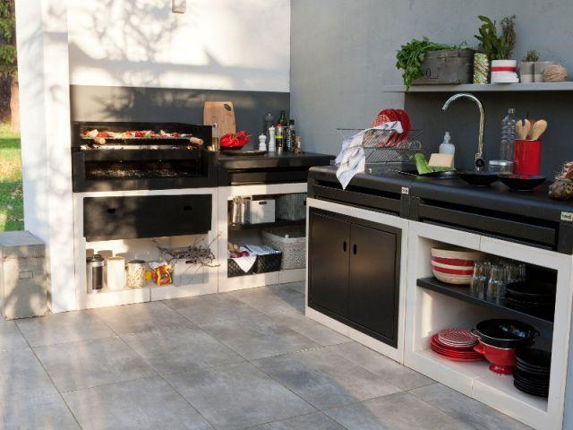 Des cuisines d\u0027été sur-mesure pour votre jardin Kitchens