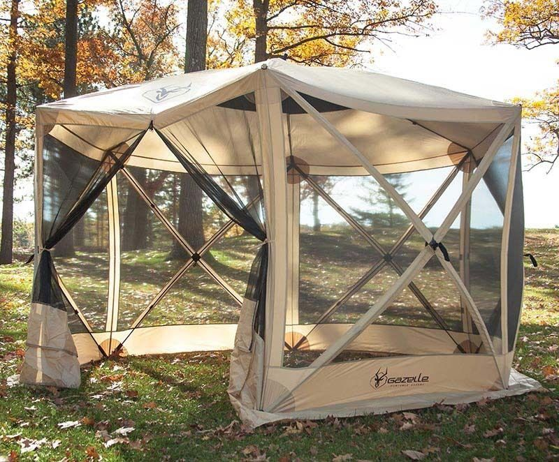 Screened In Gazebo Tent Gazebo Tent
