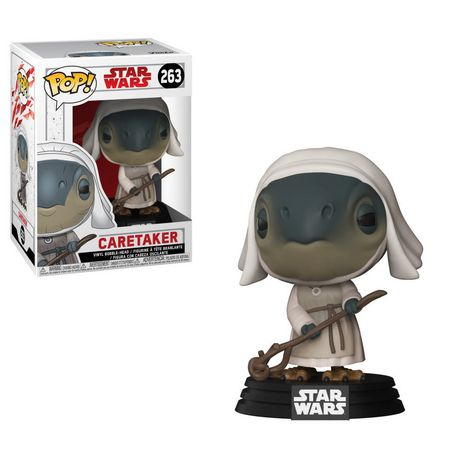 Pop Star Wars The Last Jedi Caretaker