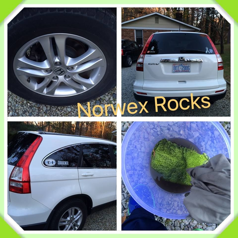 Save Water & Save the Environment with the Norwex Car Wash