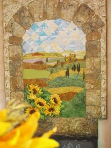 Six Sweet Tips for Using Color in Landscape Quilts | Creative Bee Studios | Bloglovin'