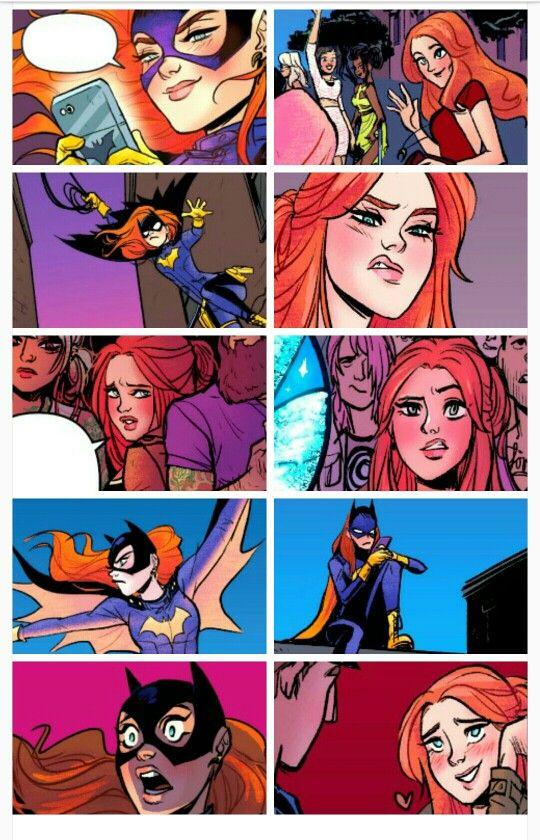 (Batgirl of Burnside) Batgirl/Babs Gordon
