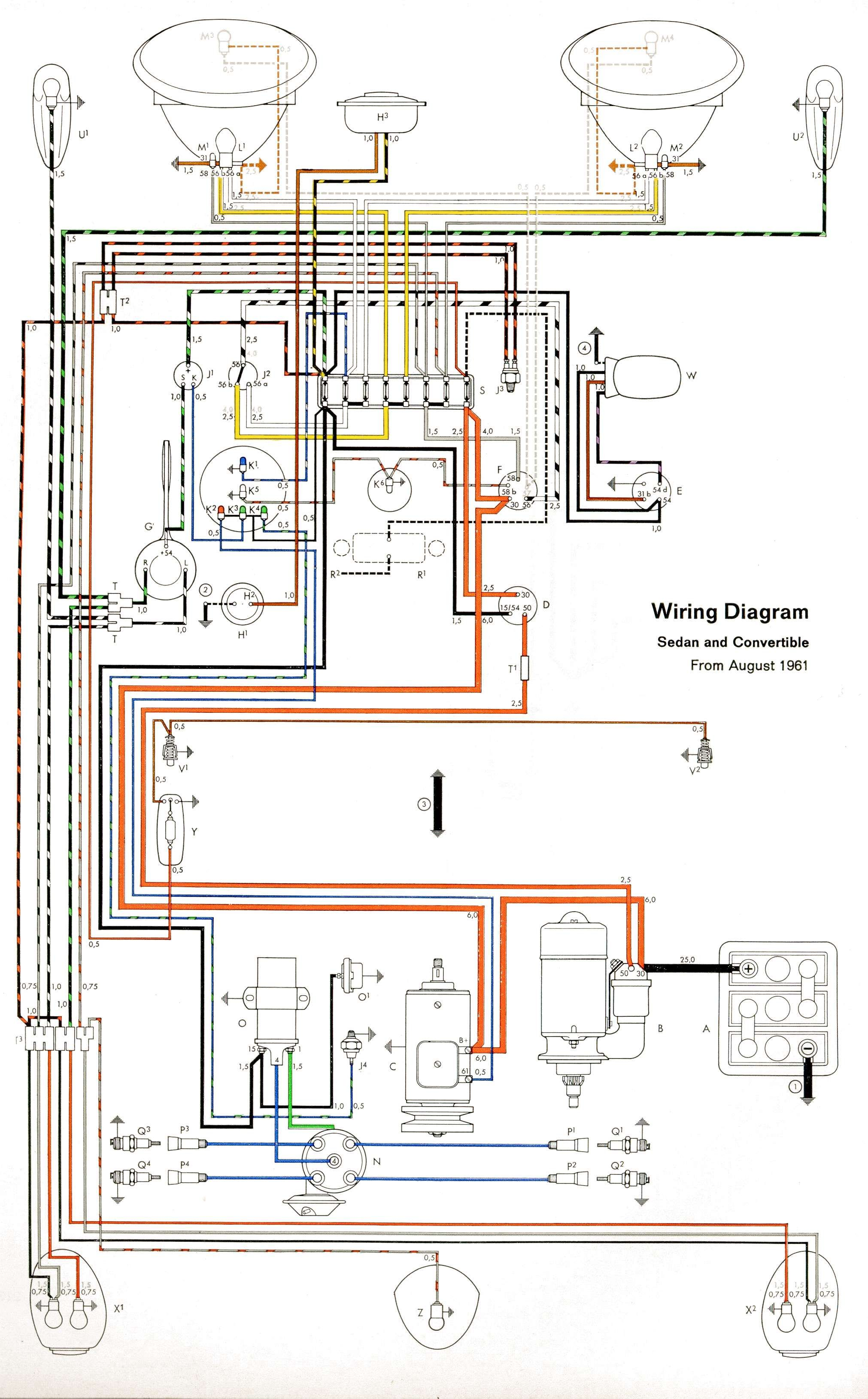 Bug 62 65 20223258 Pixels Voitures Pinterest Vw Baja Wiring Diagram In Color The Samba