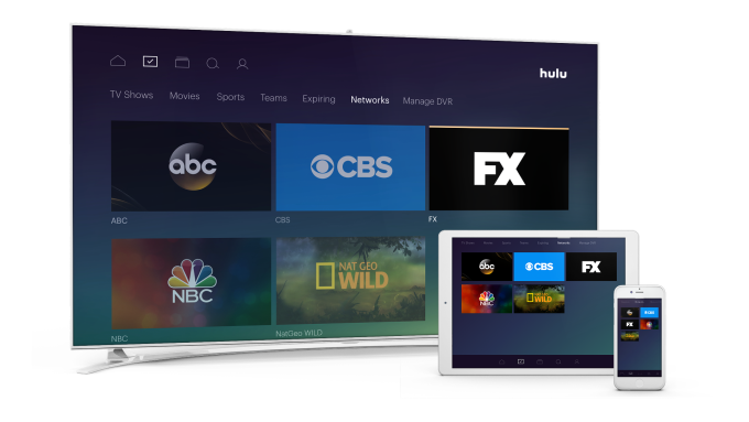 Hulu's new Live TV app hits the app stores Live tv