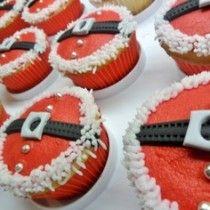 cupcakes-papa-noel