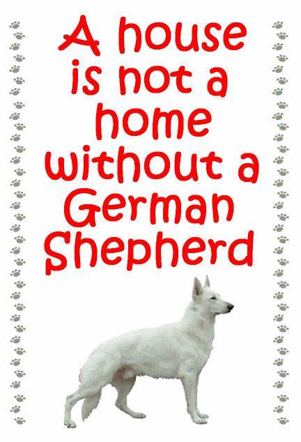 B1004  German Shepherd LOVE DOG Decal Sticker for Car Truck SUV Van LAPTOP Puppy