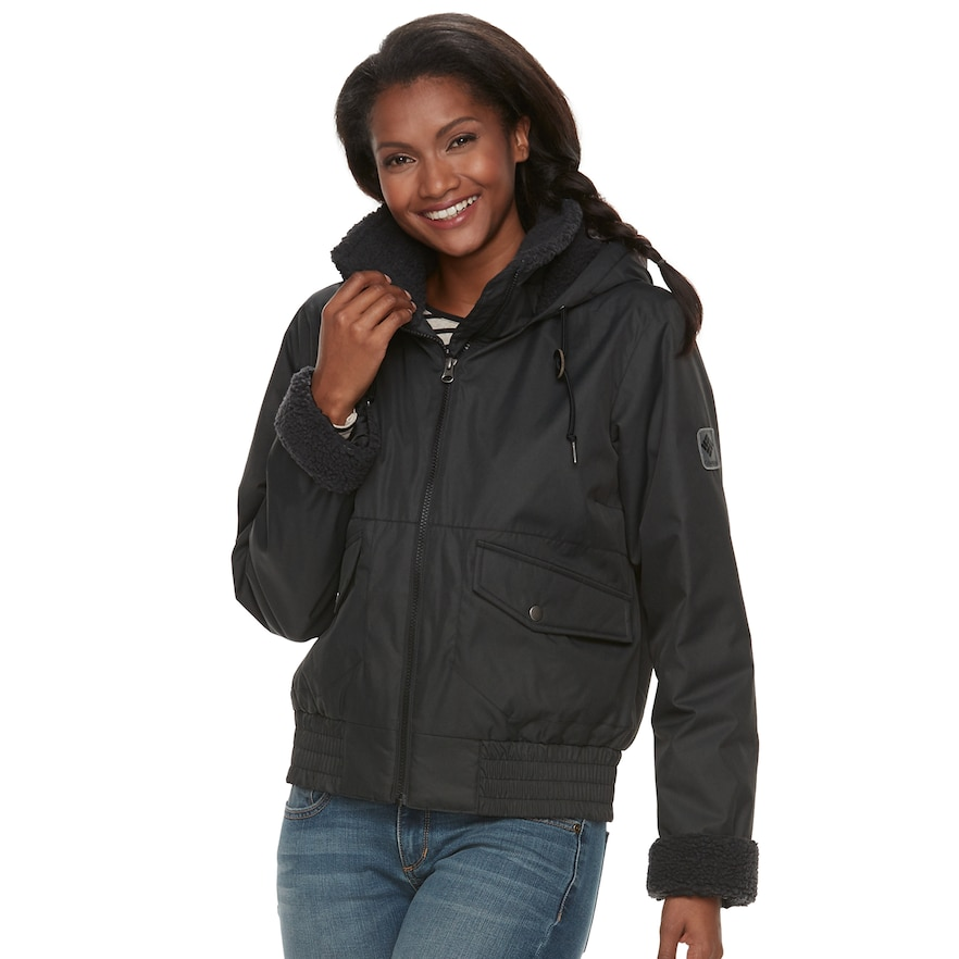 744164113 Women's Columbia Beacon Brooke Omni-Shield Bomber Jacket | Products ...