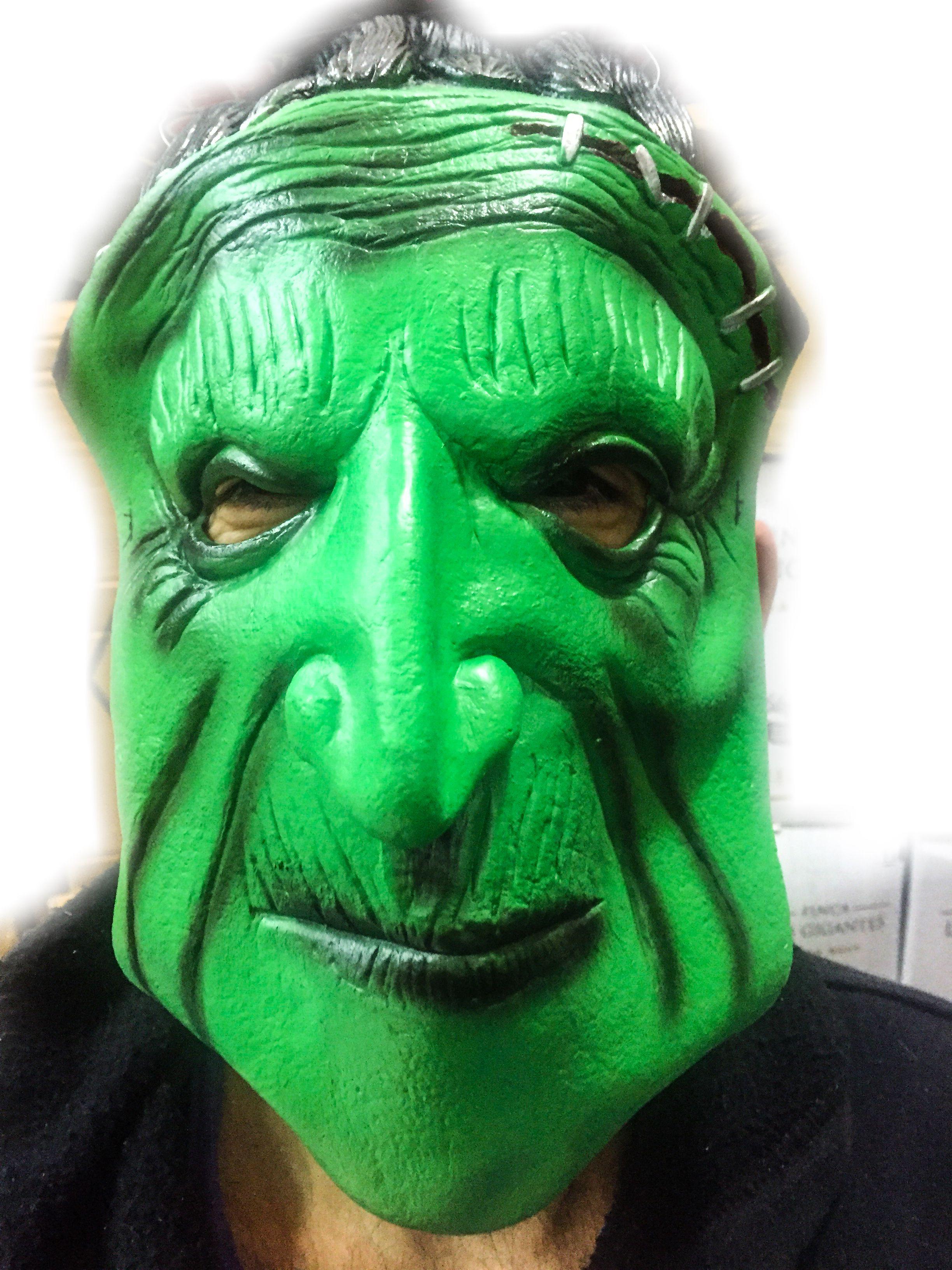 Máscara Frankestein | Mascaras - Disfraces - Cotillón | Pinterest ...