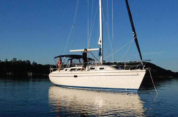 The Best Cruising Sailboats (With images) | Sail caribbean ...
