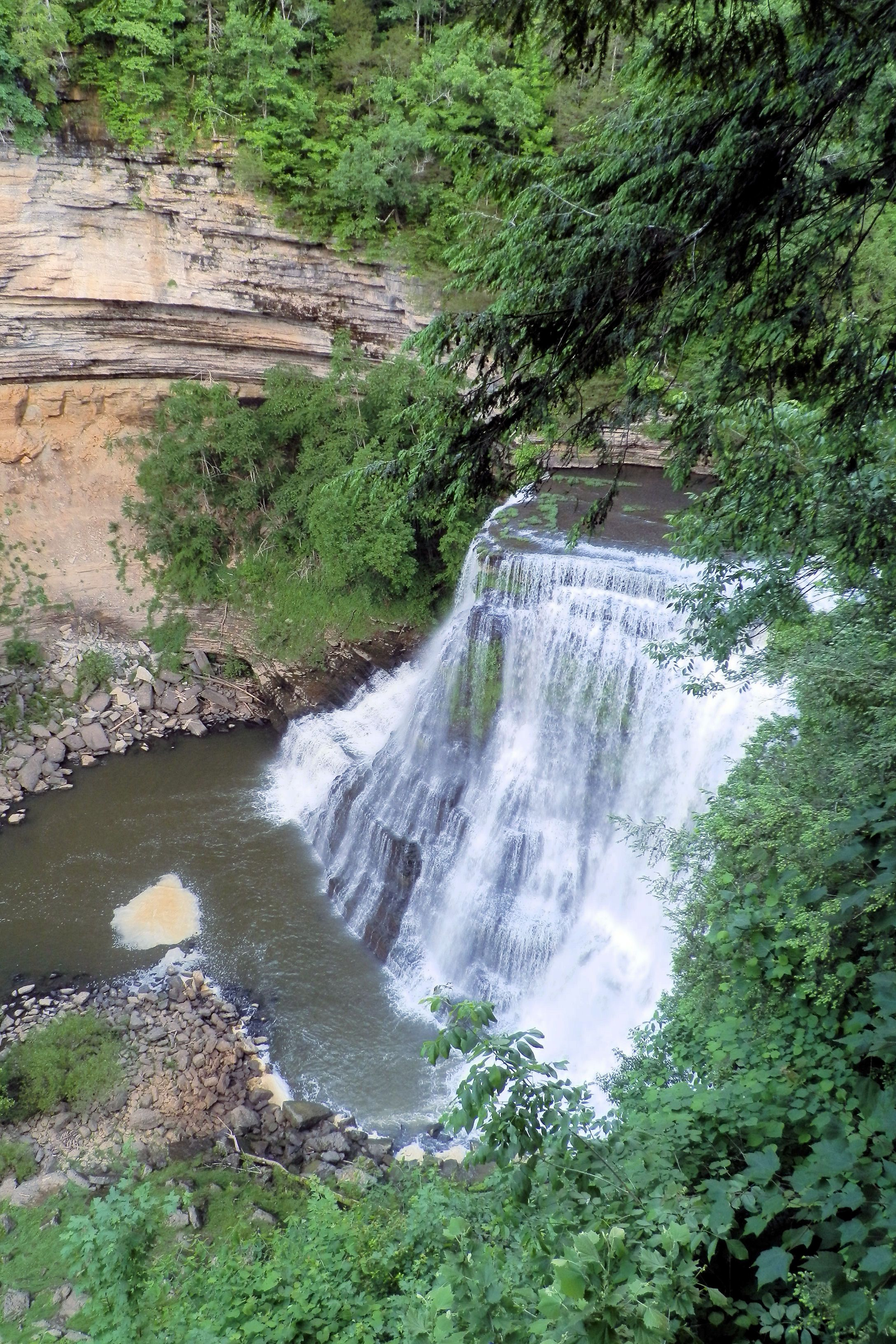 Burgess Falls, Sparta, TN | Tennessee waterfalls, Burgess ... on Sparta Outdoor Living id=81652