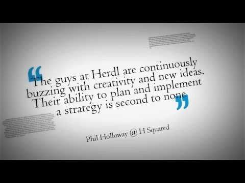 We have made this interesting Testimonial Video for HERDL Who sits
