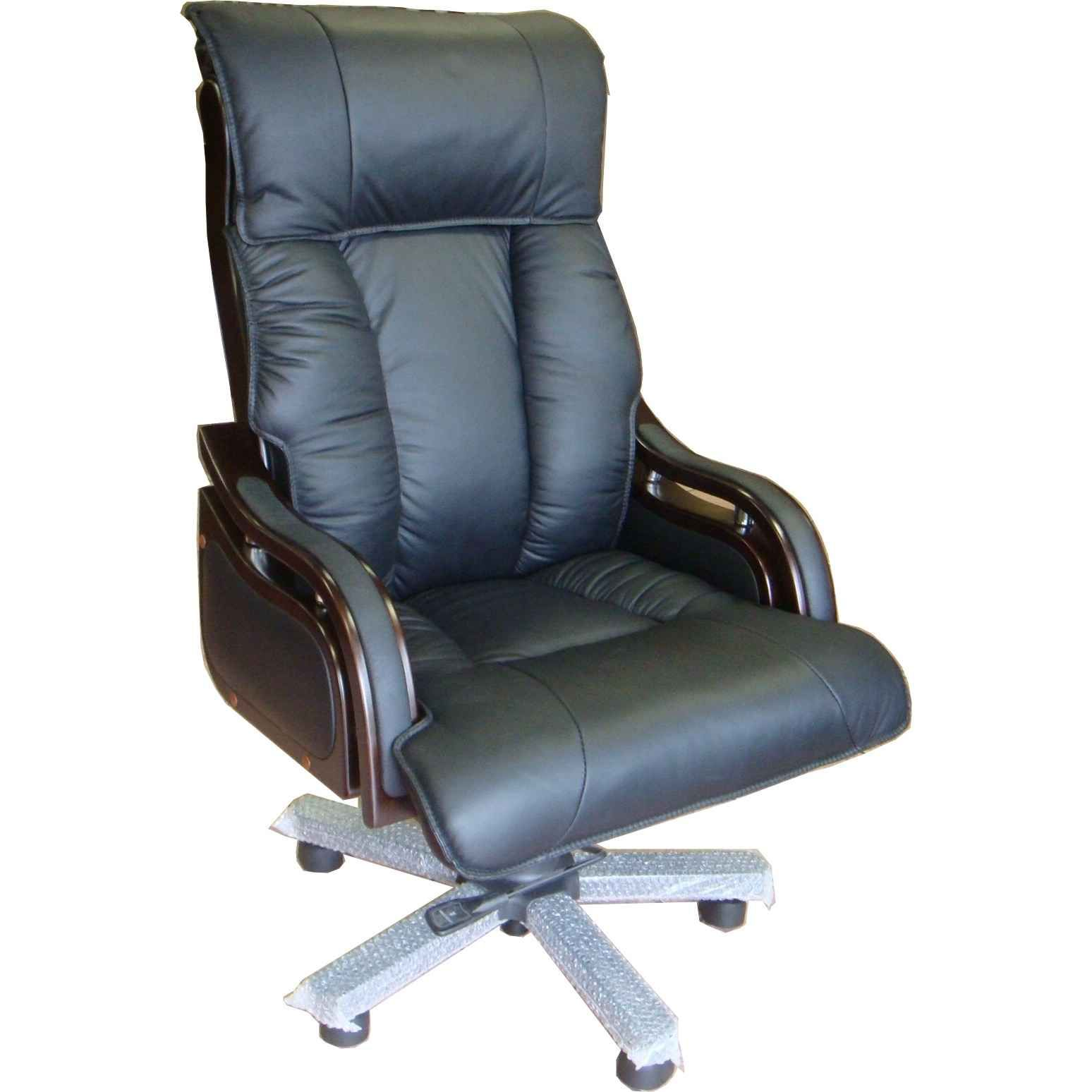 Executive High Back Black Leather Desk Chair Reclining Office Chair Office Chair Office Chair Design