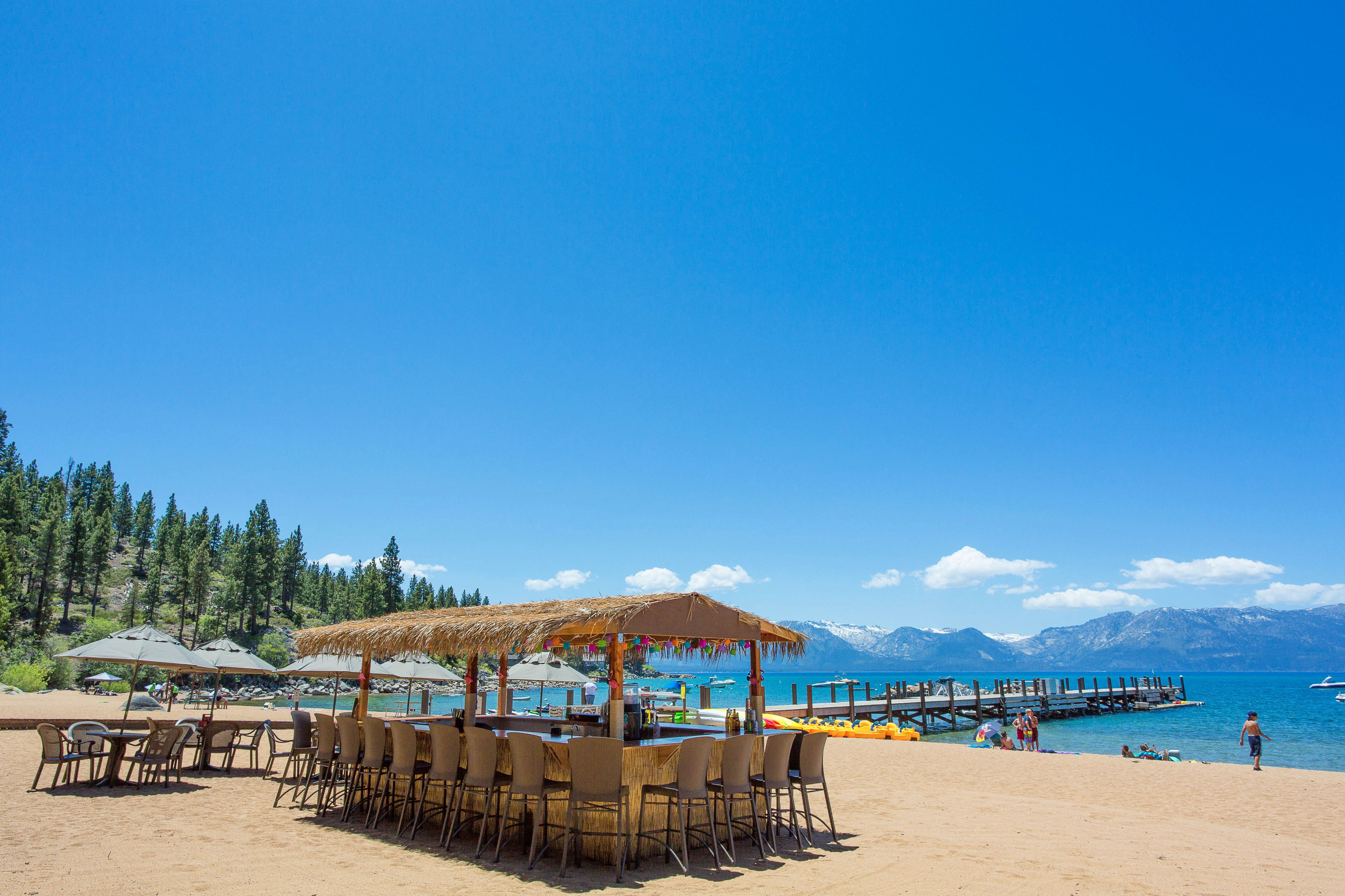 Round Hill Pines Beach Resort Tahoe