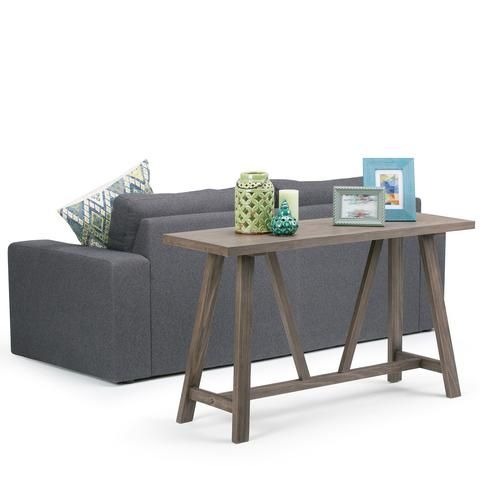 Dylan Console Sofa Table Rooms Table Sofa Driftwood