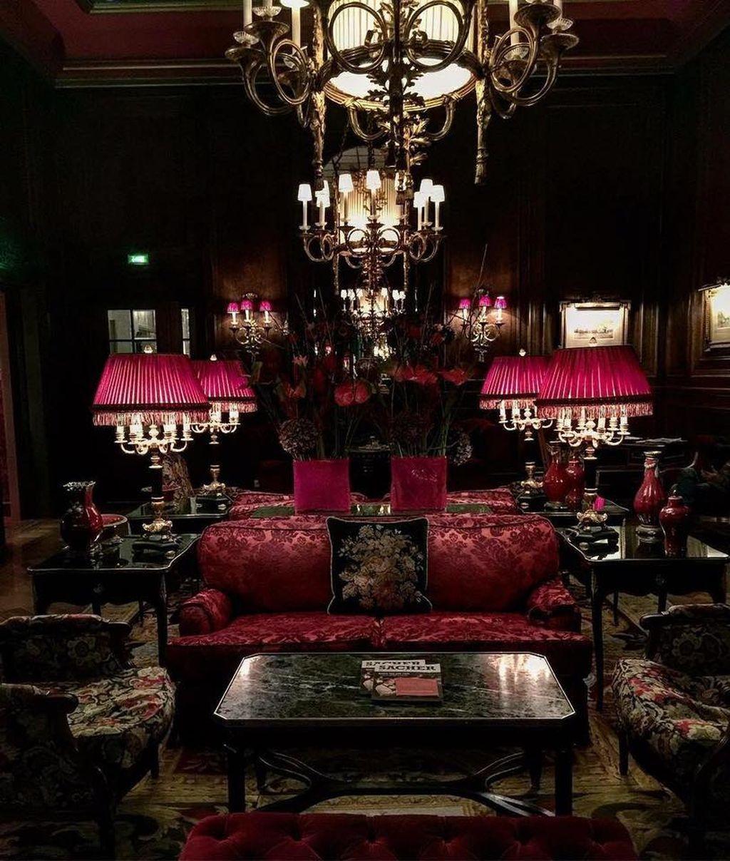 31+ Gothic living room ideas ideas