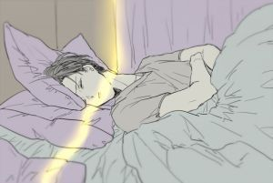 Levi x Reader One-Shots - Sick Levi x Reader ~ Infectious
