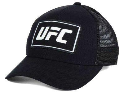 Reebok UFC Rectangle Logo Trucker Hat