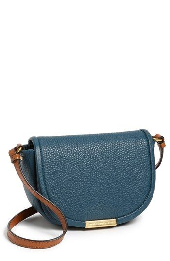 39eb6ddb754 MARC BY MARC JACOBS 'Softy Saddle' Leather Crossbody Bag | Nordstrom $298