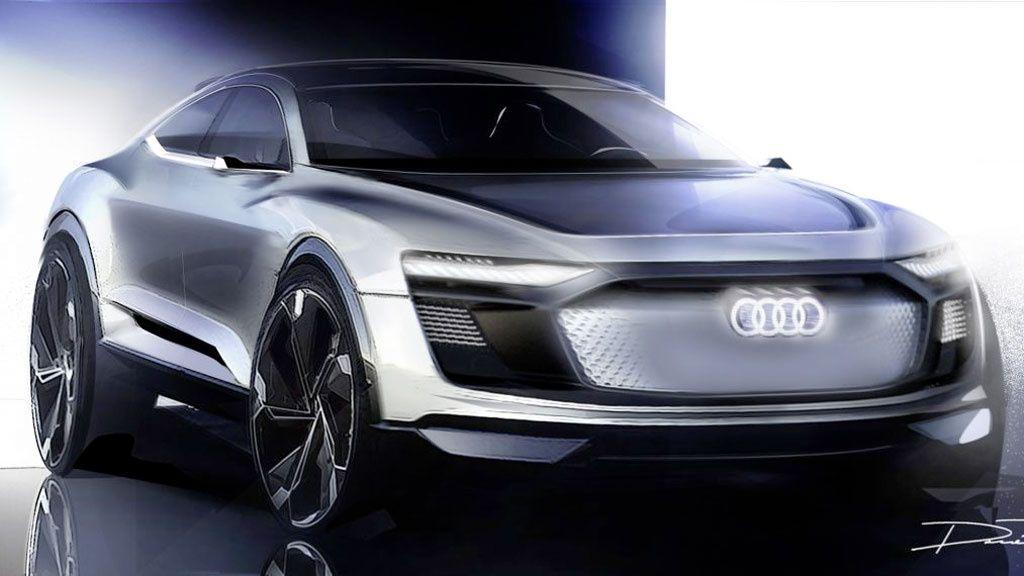 Audi E Tron Ingolstädter Präsentieren Elektroauto Pkw Allgemein