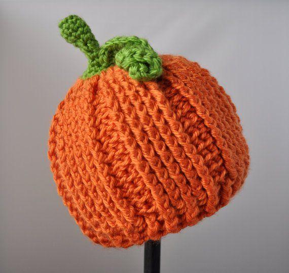 Crochet Little Pumpkin Hat Pattern Crochet Crochet Hats Crochet