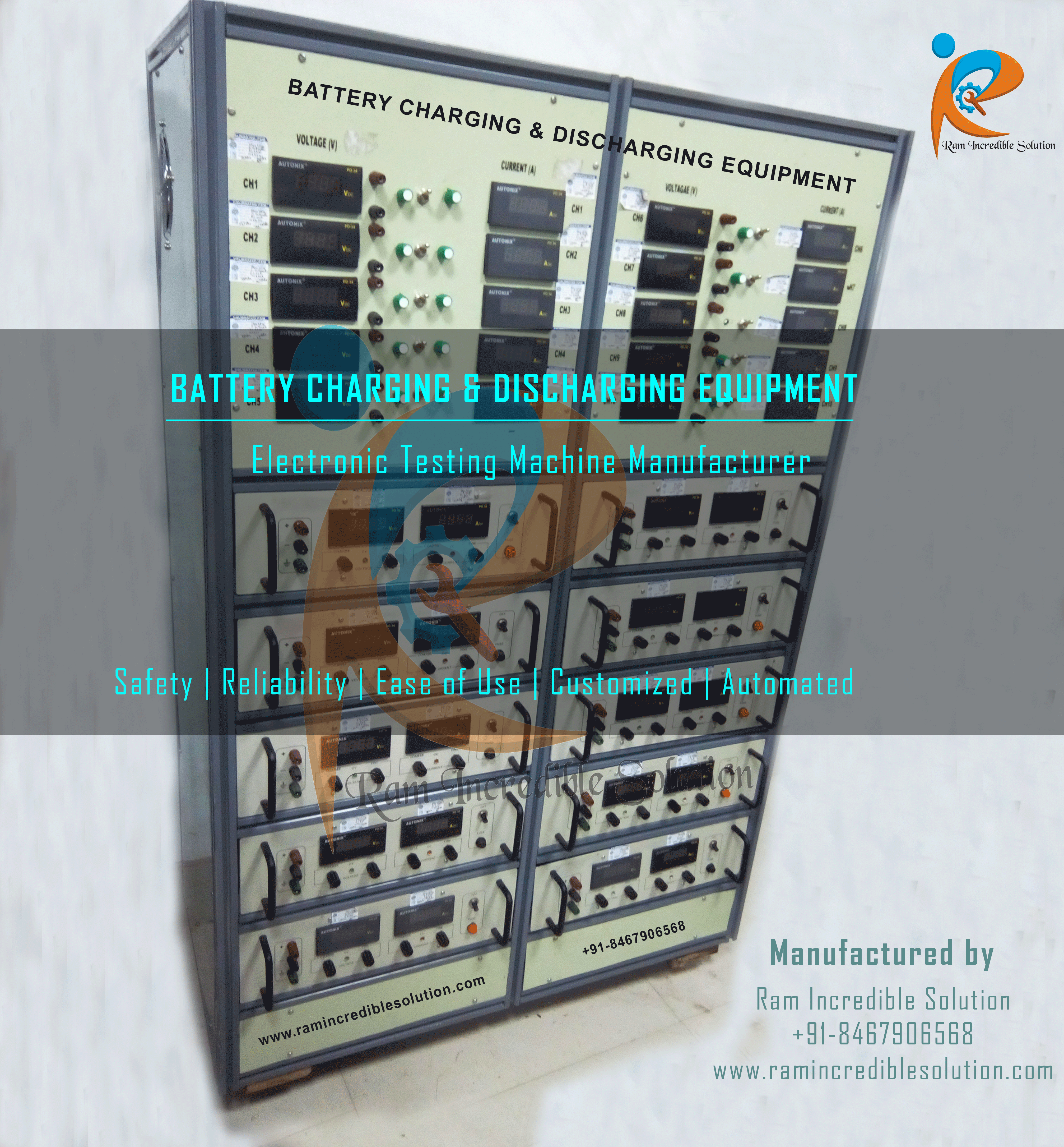 Get latest info on Electrical & Electronic Test Equipments ...