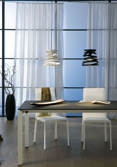 Curl my light so by studio italia design lighting by caribou architectural lighting and
