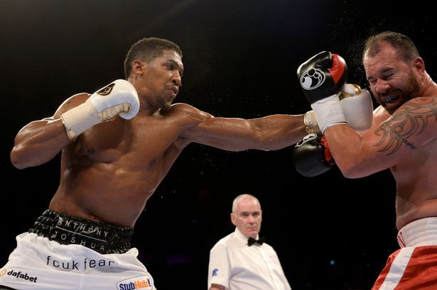 Pin by World in Sport on Boxing | Pinterest | Anthony joshua, Kevin johnson  and Olympics