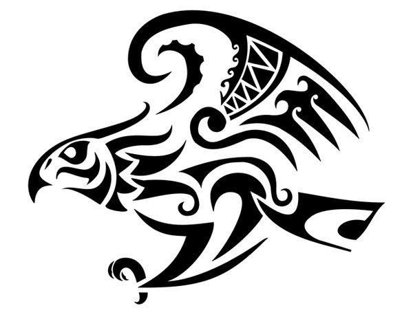 hawk tattoo native american pinterest hawk tattoo