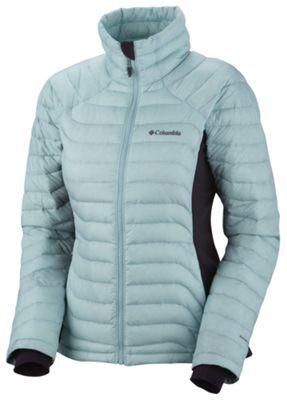 Womens down jacket 800 fill