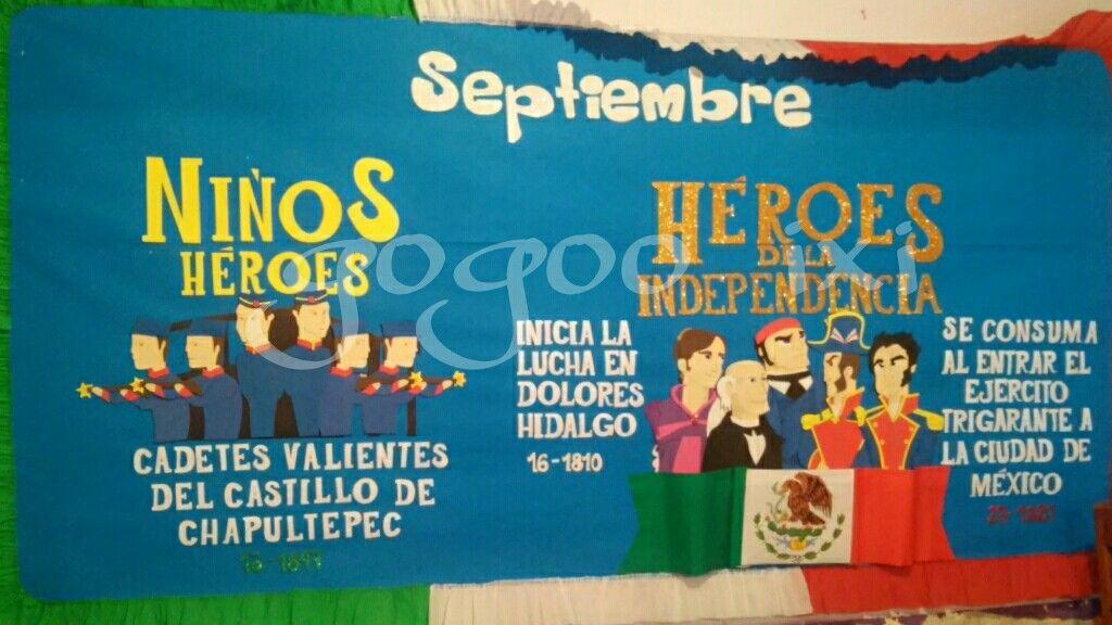 Periodico mural septiembre