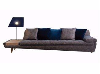 3 Seater Fabric Sofa Illusion Sofa Roche Bobois