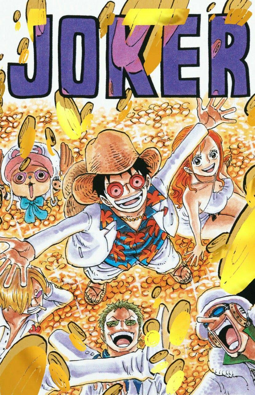 One Piece Film Gold Anime Desenhos Manga