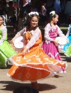 Paraguay dress pictures