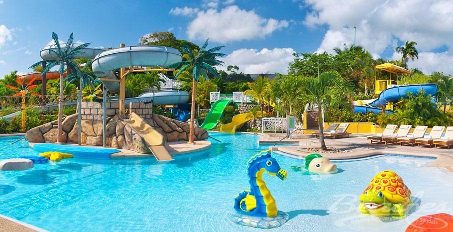Pirates Waterpark At Beaches Ocho Rios Resort And Golf