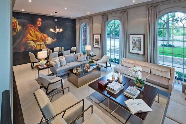 The Princess Margaret Hospital Lottery Prize Showhome Wows