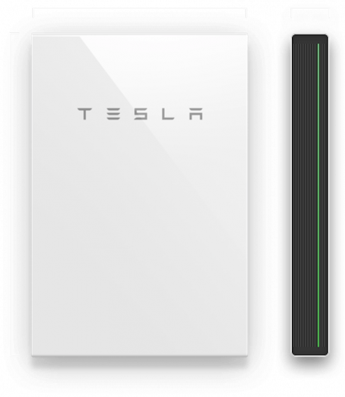 The new battery also comes with a design update. Powerwall 2.0 is more rectangular and flatter than the previous generation. It weighs 269 pounds and is 6.1 inches deep.